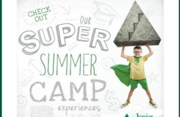$199 for BizTown Summer Venture Camp at Junior Achievement for Ages 9-12 in Owings Mills - Includes FREE Before and After Care! ($51 Off)