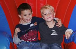 $25 for 5 Open Bounce Passes at Jump-n-Jimmy's in Haymarket ($45 Value - 45% Off)