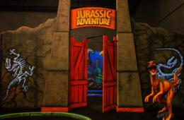 One Round of Jurassic Mini Golf for One CHILD Age 12 and Under Valid Monday-Friday