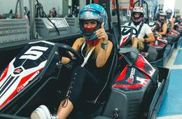 Racing Package for One or Two at K1 Speed