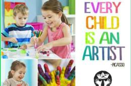 $20+ for THREE MONTHS of Fun, Educational ART PROJECTS - FREE Shipping (Up to 50% Off)
