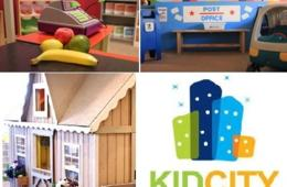 $20 for One Half-Day of Drop-In Themed Camp for Ages 3 to 5 at Kid City Chicago (34% Off)