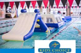 $100+ for Kid's Choice Sports Center Camp for Ages 6-12 - Woodbridge (Up to $75 Off!)