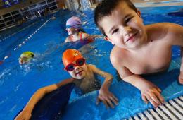 $50 for FOUR Swim Lessons at Kids First Swim Schools - New Customers Only - Maryland, Virginia, Pennsylvania and Delaware Locations (34% Off)