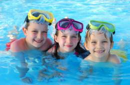 $40 for FOUR Swim Lessons at Kids First Swim School - TEN LOCATIONS !! (33% Off)