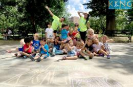 $330 for Kids in the Game Camp for PreK-8th Graders - Upper West Side NY ($475 Value - 31% Off)
