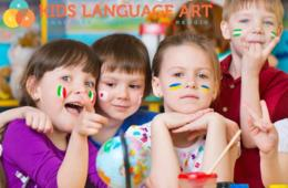 Kids Language Art Foreign Language, STEM and Art Camps
