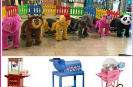 $75 for Concession Rental OR $125 for 2 Animal Rides + Popcorn Machine Rental from Kids Party Konnection (Up to 67% Off)