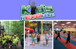 $150 for Kid's Revolution Camp for Ages 5-12 in Cockeysville (20% Off)