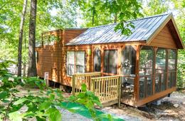 Yogi Bear's Jellystone Park in Natural Bridge Spring Camping or Cabin Getaway