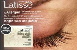 $99 for 3ml or $129 for 5ml Bottle of LATISSE® - Longer, Fuller, and Darker Lashes - Shipping Included! (Up to 36% Off)