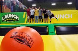 Jump Packages or Birthday Party at Launch Trampoline Park