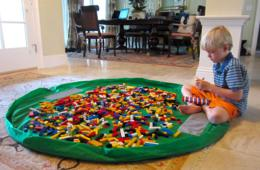 $16+ for Lay-n-Go Activity Mat, Clean-Up & Toy Storage All in One! 3 Sizes Available (Up to 28% Off)