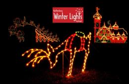 $10 for Week Night Admission for One Car to the City of Gaithersburg Winter Lights Festival + 4 Pair of Prism Glasses (50% Off)