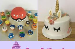 $199 for LoveLe Sweets Cake or Cupcake Decorating Birthday Party for Up to 10 Kids - Ages 5-15 - Party Comes to Your Location! ($100 Off!)