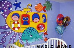 $500 for $1000 Credit Toward a Hand Painted Mural From Magic Wand Murals (50% Off)