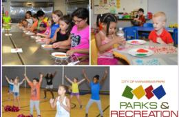 $75 for Manassas Park - Parks & Rec Community Center Camps for Rising 1st - 6th Graders (38% Off)