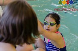 $45 for Swim Lessons at Manassas Park - Parks & Recreation Community Center for All Ages (31% Off)