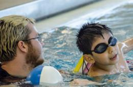 One Session of Weekday Morning Group Swim Lessons at Manassas Park - Parks & Recreation Community Center