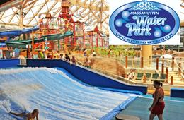 35% Off Massanutten Indoor WaterPark & Arcade