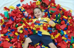 $125 for LEGO Rental Birthday Party for Up to 15 Kids from Bricks2U – Delivered to You! ($175 Value - 29% Off)