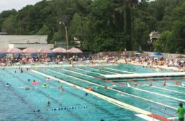 $200 for Ten FAMILY Pool Passes to Meadowbrook Aquatic & Fitness Center in Mt. Washington (50% Off)