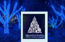 $15 for Meadowlark's Winter Walk of Lights Weekday Adult + Child Ticket - Nov. 16th thru Dec. 10th in Vienna (35% Off)