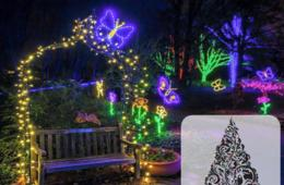 $16 for Meadowlark's Winter Walk of Lights Adult + Child Ticket - Vienna (31% Off)