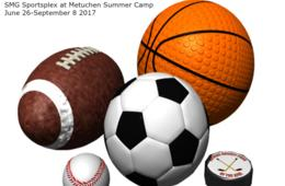 $176+ for SMG Sportsplex at Metuchen Sports Camps for Ages 4-14 - Multi-Sport, Soccer, Sports Sampler and Basketball (20% Off)