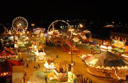 $15 for Howard County Fair UNLIMITED RIDES - August 6th to 13th (Up to 35% Off!)