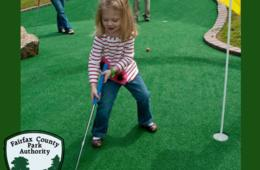 $10 for TWO Rounds of Mini Golf - 4 Northern Virginia Locations! (Up to 38% Off)