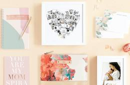 Up to $50 Off at Minted.com: Hand-Selected, Custom Gifts for Mom