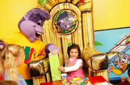 $250+ for Safari Adventure Party for up to 16 Kids at Monkey Joe's Germantown (Up to 31% Off)