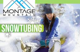 $20+ for TWO SNOW TUBING or SKI LIFT Tickets at Montage Mountain (Up to 50% Off)