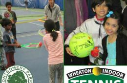 $180 for Tennis Birthday Party at Wheaton Indoor Tennis Center for Ages 6-12 (20% Off)