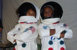 $196 for Week of SPACE CAMP for Grades 3-7 - Federation of Galaxy Explorers - Chantilly or College Park