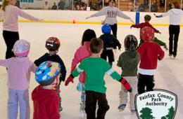 $14 for TWO Ice Skating Admissions + Skate Rentals at Mount Vernon RECenter Ice Rink OR $22 for FAMILY of FIVE - Alexandria (Up to 45% Off)