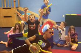 $79 for 3 My Gym Camp Sessions for Ages 2.5-10 – SIX MD & VA Locations! (45% Off)
