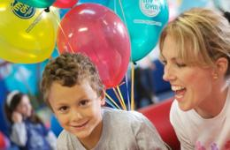 $219+ for MY GYM Party for 18 Kids Ages 1-8 in Chicago, River Forest or Skokie (Up to 53% Off)