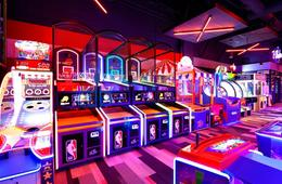 One $25 Arcade Game Card at AMF – Bowlero – Brunswick Zone