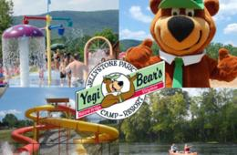 Yogi Bear's Jellystone Park in Natural Bridge, VA: Camping or Cabin Getaway