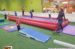 LOCO at the nZone Gymnastics Classes