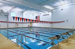 $69+ for Occoquan Swim Academy Lessons Including Annual Fee and FREE T-shirt - Central Park Aquatic Center in Manassas (Up to 44% Off)