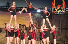 $75+ for Cheer Camp at Phoenix Elite for Ages 6-18 - Chantilly (Up to 30% Off)