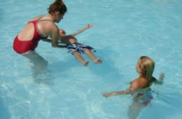 $49+ for 8 Weeks of Swim Lessons at Pine Valley Swim & Tennis Club for Ages 3-12 - Baltimore/White Marsh (Up to 31% Off)