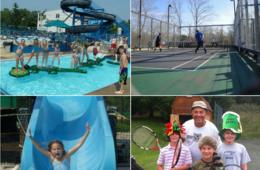 Up to 63% Off Family Pool Passes OR Full Club Membership to Pine Valley Swim & Tennis Club in Baltimore/White Marsh!