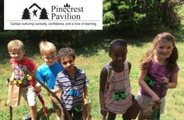 $320 for Pinecrest Pavilion Camp for Rising K-6th Graders - Annandale ($110 Off)