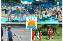 One Week of Pine Valley Swim & Tennis Club Day Camp