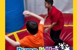 $30 for Open Jump FIVE-PASS at Pump It Up Loudoun County - Leesburg (40% Off)