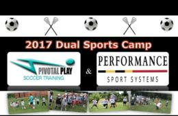 $161+ for Dual Sports Camp for 1st-8th Graders - Soccer and Lacrosse - Potomac and Gaithersburg (31% Off)